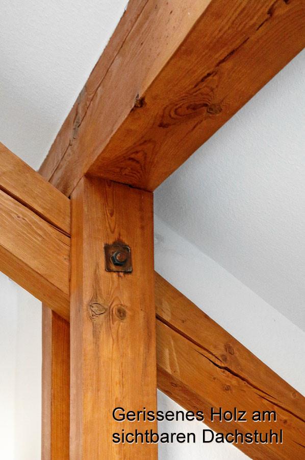 Favorit Risse in Holzbauteilen › Baugutachter Klaus Schweikl LP98