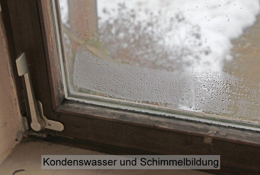 Beschlagene Fenster Tauwasser Auf Fenster Baugutachter Klaus