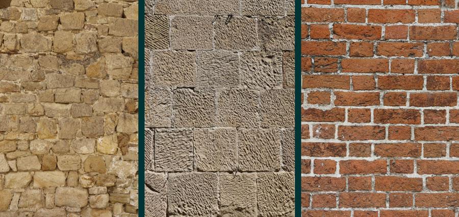 Historisches Mauerwerk